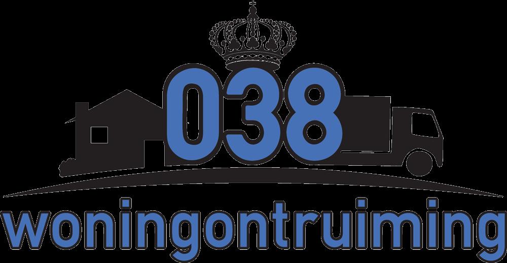 Logo 038 woningontruiming