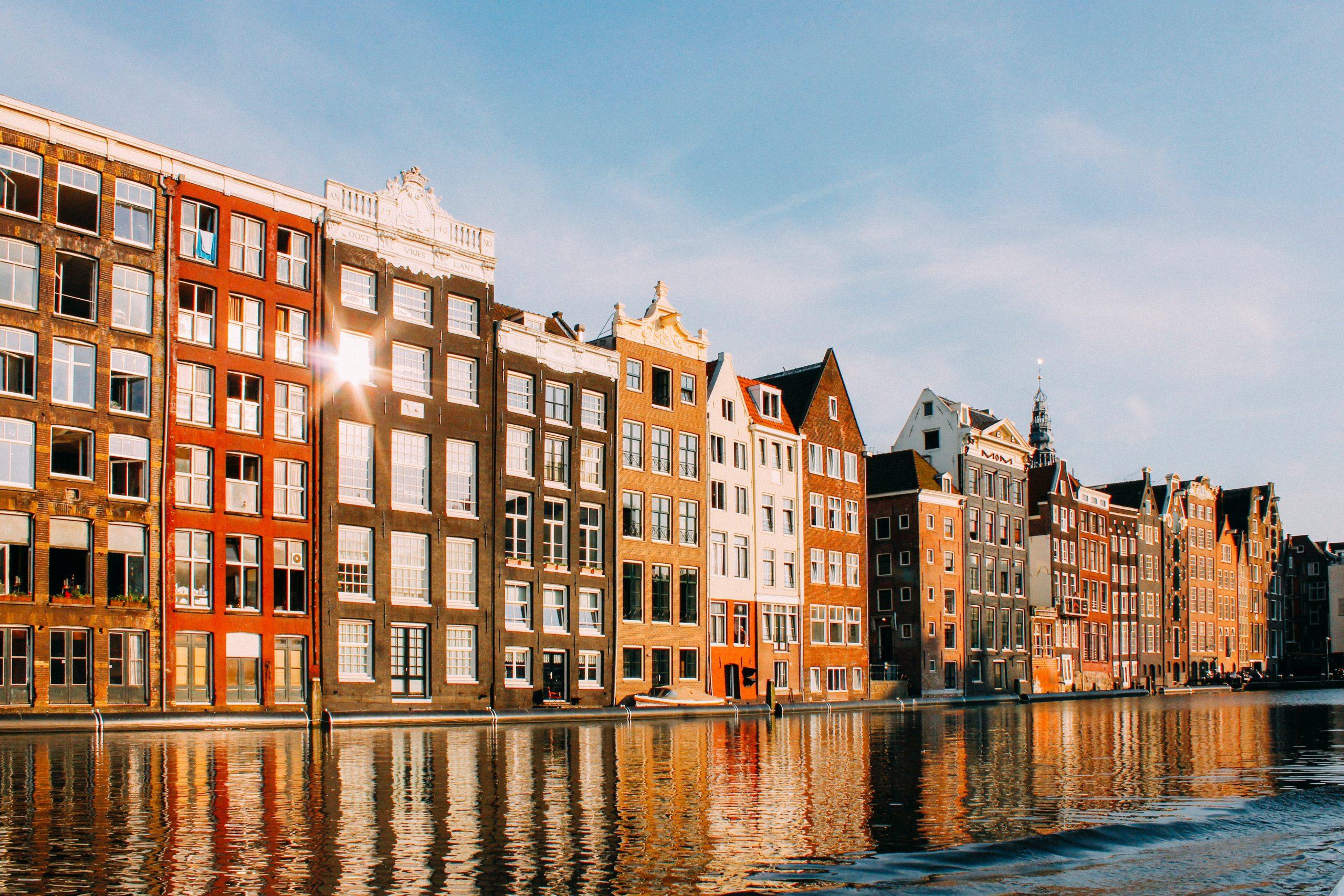 Woningen aan het kanaal